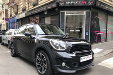Mini Countryman Mini D 143 ch Cooper S Pack Red Hot Chili A 2014 occasion Paris 75015