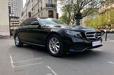 MERCEDES CLASSE E 220d  Executive 9 G-Tronic TVA 32990 Paris 17