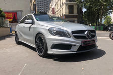 Mercedes Classe A 45 AMG 4-Matic Speedshift DCT A 2014 occasion Paris 75017