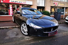 Maserati Ghibli 3.0 V6 410 S Q4 A 2014 occasion Saint-Germain-en-Laye 78100