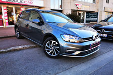 Volkswagen Golf 1.0 TSI 110 BlueMotion Technology Sound 2018 occasion Saint-Germain-en-Laye 78100