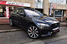 Divers F-Pace V6 3.0 - 380 ch Supercharged AWD BVA8 S 2017 occasion 78100 Saint-Germain-en-Laye