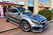 Mercedes Classe GL A 45 AMG 4-Matic SPEEDSHIFT DCT AMG A 2015 occasion Saint-Germain-en-Laye 78100