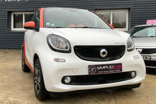 Smart ForTwo Fortwo Coupé 82 ch Electrique BA1 Passion 2017 occasion Chevry-Cossigny 77173
