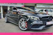 MERCEDES CLASSE CLA 45 AMG 4Matic Speedshift DCT A 37499 94370 Sucy-en-Brie
