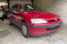 Peugeot 106 1.4i Color Line A 1999 occasion Chevry-Cossigny 77173