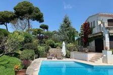 Villa Eucalyptus Piscine privée - Bain à remous - Plage < 5 km - Télévision - Terrasse . . . Provence-Alpes-Côte d'Azur, Cap D Antibes (06160)