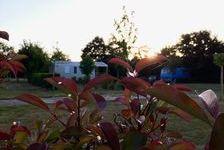 Camping Au Pré de l'Etang - Mobil-home 27m² Malaga 2 chambres Télévision - Terrasse - Accès Internet - Jeux jardin . . . Pays de la Loire, Sainte-Foy (85150)