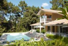 Eden Golf Prestige (LCA362) Piscine privée - Télévision - Terrasse - Balcon - place de parking en interieur . . . Aquitaine, Lacanau (33680)