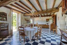 Le Castel - Maison familiale de charme du XVème siècle. Grand jardin Télévision - Terrasse - Lave vaisselle - Lave linge - Accès Pays de la Loire, Montigné-lès-Rairies (49430)