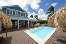 3 bedrooms villa with swimming pool (MQSA31) Piscine privée - Plage < 1 km - Alimentation < 1 km - Télévision - Terrasse . . . DOM-TOM, Sainte-Anne (97227)