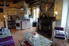 maison 5 personnes Télévision - place de parking en extérieur - Lave vaisselle - Lave linge - Sèche linge . . . Midi-Pyrénées, Brandonnet (12350)