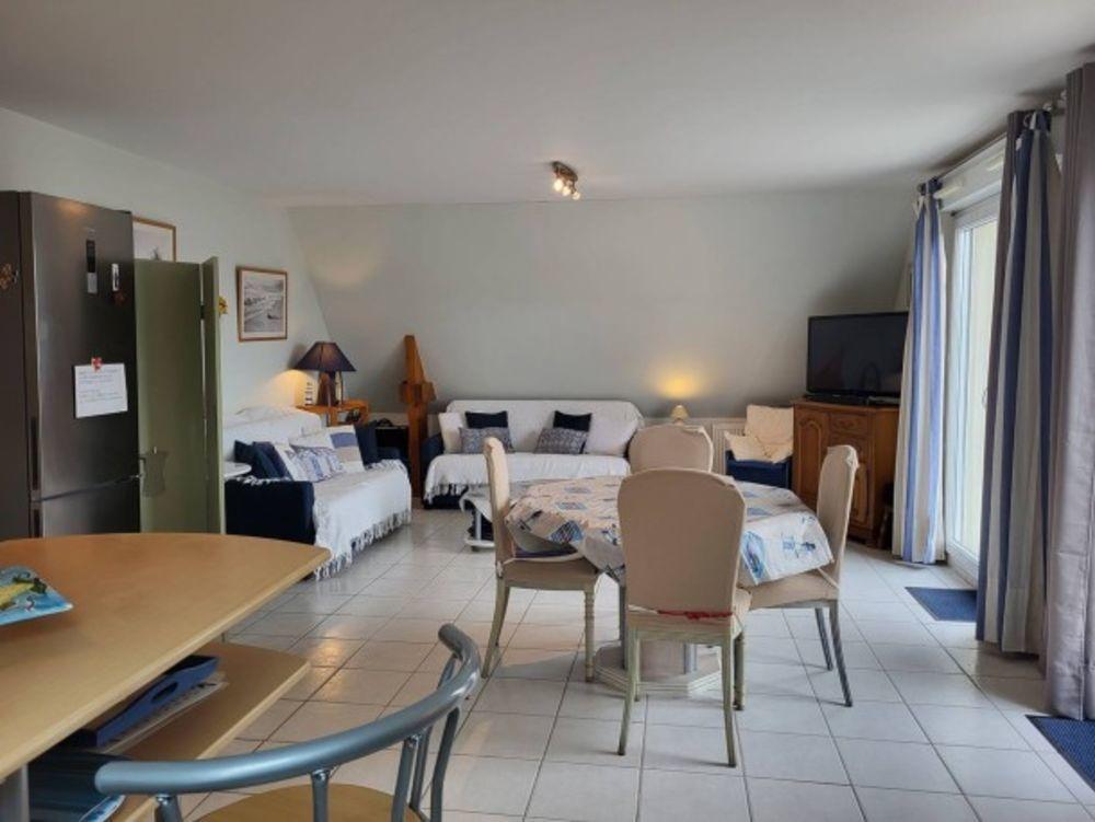 appartement 4 personnes Piscine collective - Télévision - Balcon - place de parking en extérieur - Lave linge . . . Basse-Normandie, Merville-Franceville-Plage (14810)