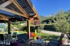 Camping Qualité l'Eden de la Vanoise - Bungalow Evolution (3 chambres, maximum 6 personnes) Piscine couverte - Piscine collectiv Rhône-Alpes, Landry (73210)