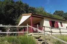 Camping La Bageasse - Chalet Lave vaisselle - Jeux jardin . . . Auvergne, Vieille-Brioude (43100)