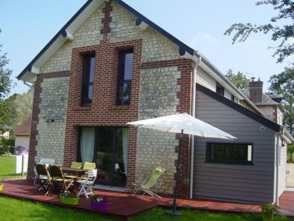 maison 6 personnes Télévision - Terrasse - place de parking en extérieur - Lave vaisselle - Lave linge . . . Haute-Normandie, Saint-Pierre-de-Manneville (76113)