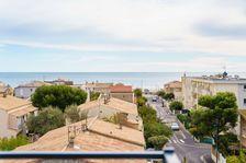 SB 402 - Exceptionnel T3 climatisé, vue Mer NARBONNE-PLAGE Télévision - Balcon - place de parking en extérieur - Lave vaisselle Languedoc-Roussillon, Narbonne Plage (11100)