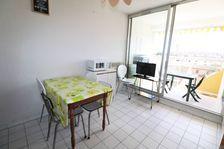 2 pièces cabine 4 couchages avec terrasse proche mer et commerces Télévision - place de parking en extérieur - Lave vaisselle . Languedoc-Roussillon, Le Grau-du-Roi (30240)