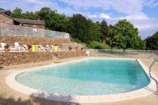 Chalet avec piscine partagée Piscine collective - Télévision - Terrasse - Vue montagne - place de parking en extérieur . . . Rhône-Alpes, Gravières (07140)