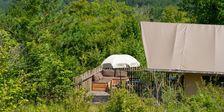 Village Huttopia Lanmary - Tente Trappeur Origine Piscine collective - Club enfants - Jeux jardin . . . Aquitaine, Antonne-et-Trigonant (24420)
