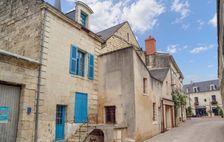 Alimentation < 100 m - Télévision - Lave linge - Accès Internet - Lit bébé . . . Pays de la Loire, Fontevraud-l'Abbaye (49590)