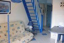 Bel appartement dans résidence avec tennis et terrain de pétanque. Plage < 500 m - Alimentation < 500 m - Centre ville < 500 m - Languedoc-Roussillon, Marseillan Plage (34340)