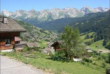 LE CHALET LES JONQUILLES Télévision - Terrasse - Balcon - Vue exceptionnelle - Vue montagne . . . Rhône-Alpes, Le Grand-Bornand (74450)