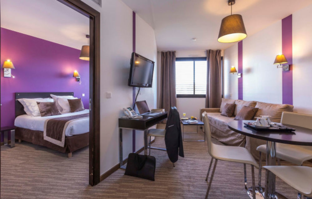 Appart'hôtel Apparthotel et SPA Ferney Genève Rhône-Alpes, Ferney-Voltaire (01210)