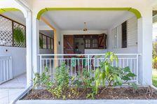Le Verger de Charles - Appartement 65 m² avec jardin arboré - Petit Canal Guadeloupe Télévision - Terrasse - Balcon - Lave linge DOM-TOM, Petit-Canal (97131)