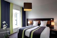 PARIS / PONT-DE-SEVRES APART'HOTEL PARIS / BOULOGNE CITY Sauna - Hammam - Télévision - place de parking en interieur - Accès Int Île-de-France, Boulogne-Billancourt (92100)