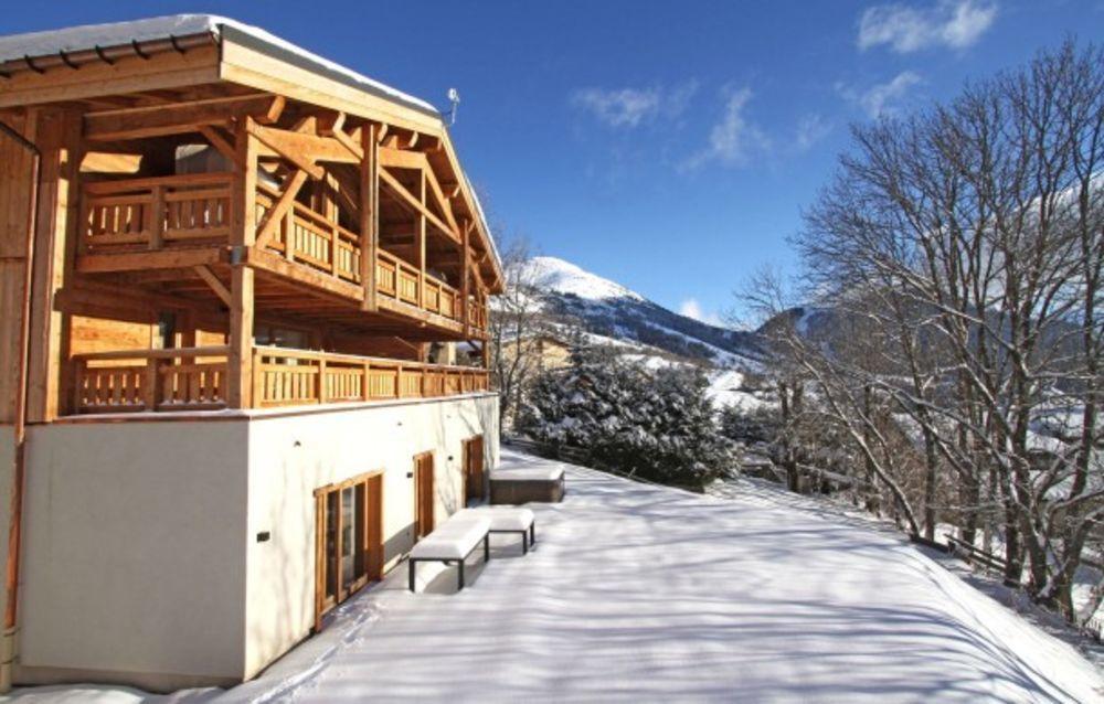 Chalet Nuance de bleu Rhône-Alpes, L Alpe D Huez (38750)