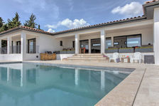 Villa Léa Piscine privée - Bain à remous - Télévision - Terrasse - place de parking en extérieur . . . Languedoc-Roussillon, Azille (11700)
