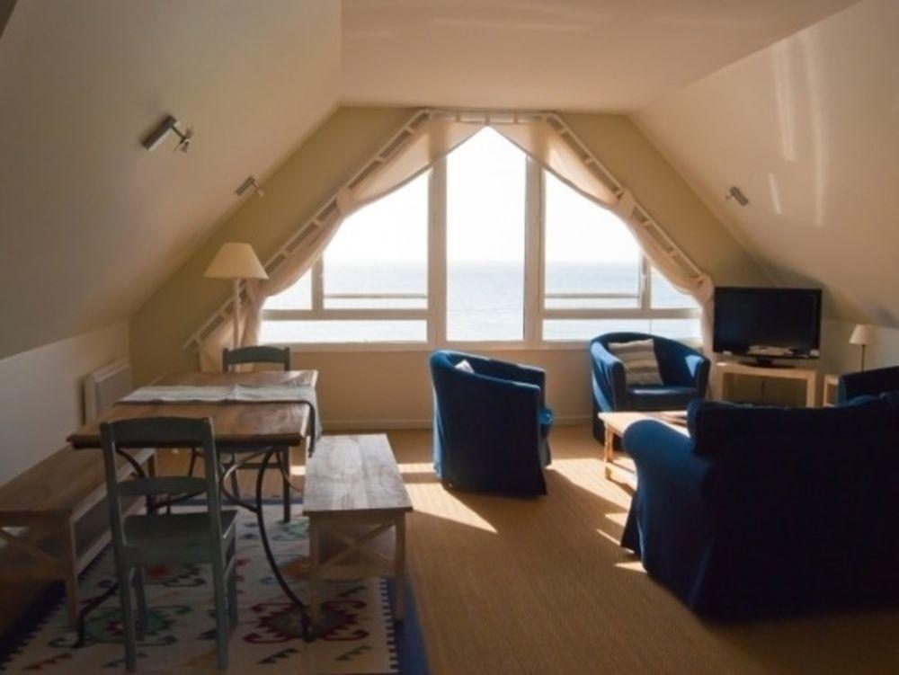 appartement 8 personnes Télévision - Terrasse - place de parking en extérieur - Lave vaisselle - Lave linge . . . Nord-Pas-de-Calais, Ambleteuse (62164)