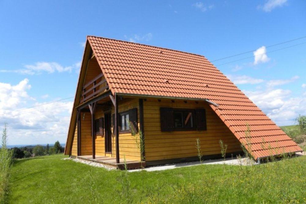 Chalet - LA HOUBE DABO Télévision - Terrasse - Lave vaisselle - Lave linge - Barbecue . . . Lorraine, Dabo (57850)