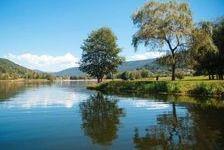 Camping du Lac de Moselotte - Loisirs (MAX 4 adultes + 2 enfants) Télévision - Terrasse - Club enfants - place de parking en ext Lorraine, Saulxures-sur-Moselotte (88290)