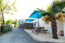 Camping La Parée du Both - Mobil home Tendance 2 chambres 28-30m² Piscine couverte - Piscine collective - Plage < 1 km - Télévis Pays de la Loire, Saint-Hilaire-de-Riez (85270)