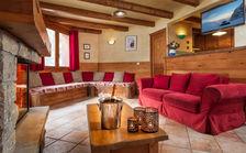 Chalet Morgane Bain à remous - Télévision - Vue montagne - Local skis - place de parking en interieur . . . Rhône-Alpes, La Perrière (73600)