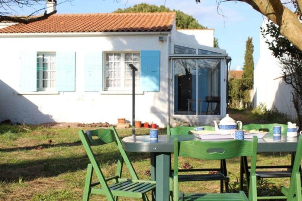 Mais 4 pièces Oléron 8 couchages LA COTINIERE Télévision - place de parking en extérieur - Lave vaisselle - Lave linge - Lit béb Poitou-Charentes, Saint-Pierre-d'Oléron (17310)