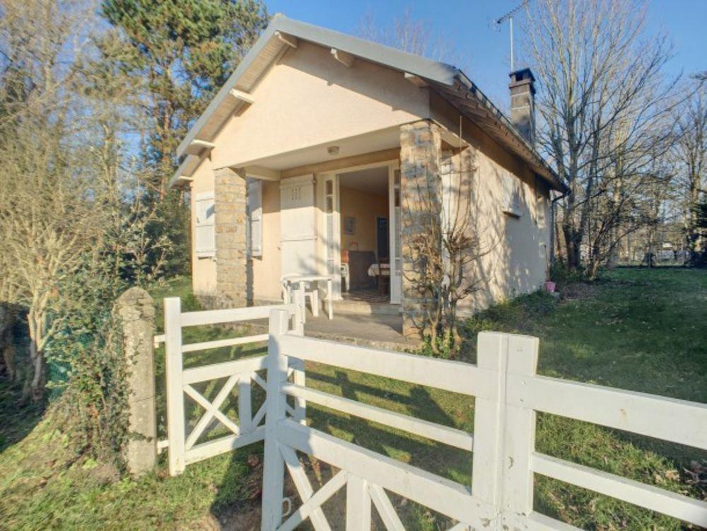 maison 4 personnes Terrasse - Table et chaises de jardin - Lit bébé . . . Basse-Normandie, Jullouville (50610)