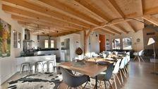 Chalet - CHALET DU LAC - 200 m² - 12 à 16 personnes Télévision - place de parking en extérieur - Lave vaisselle - Lave linge - S Rhône-Alpes, Les Gets (74260)