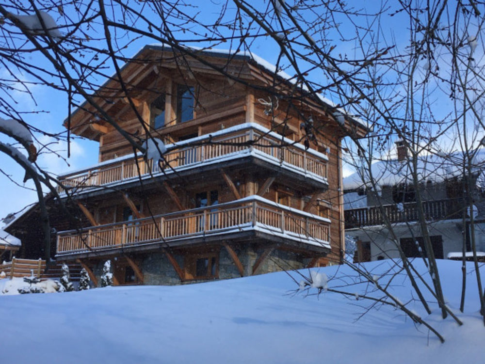 maison 10 personnes Télévision - Terrasse - Balcon - Lave vaisselle - Lave linge . . . Rhône-Alpes, Notre-Dame-de-Bellecombe (73590)