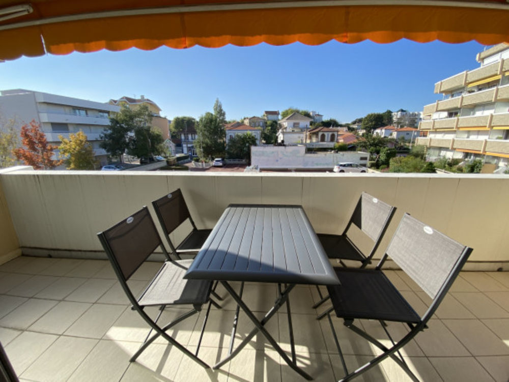 appartement 4 personnes Télévision - Balcon - place de parking en extérieur - Lave linge - Accès Internet . . . Aquitaine, Arcachon (33120)