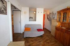 2 PIECES CABINE idéalement situé avec parking privé et plage et commerces à proximité Télévision - place de parking en extérieur Languedoc-Roussillon, Le Grau-du-Roi (30240)