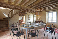 maison 15 personnes Télévision - Lave vaisselle - Lave linge - Sèche linge - Accès Internet . . . Basse-Normandie, Cuissai (61250)