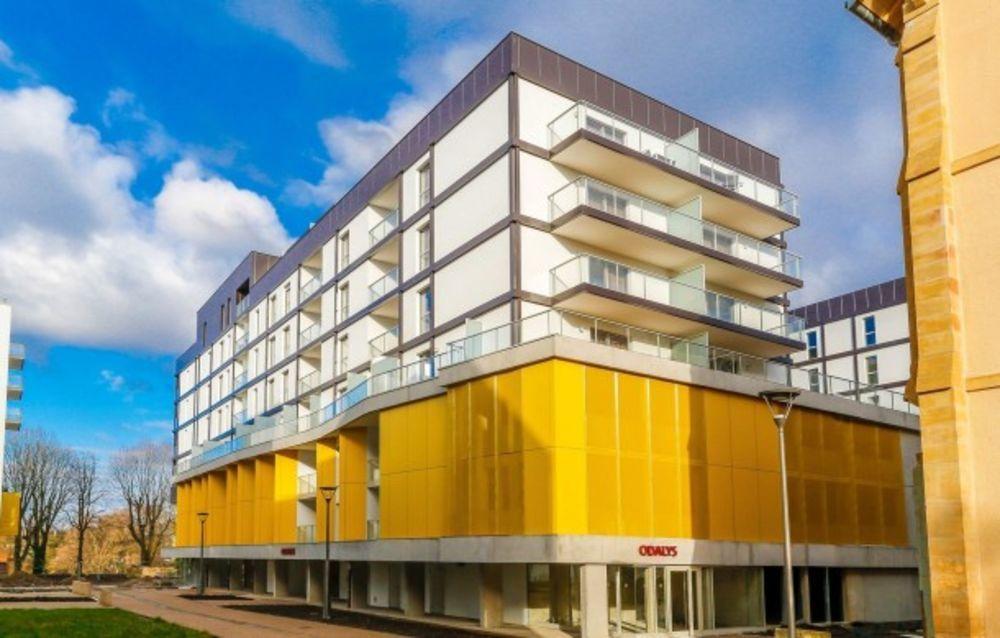 Appart'hôtel Metz Manufacture Lorraine, Metz (57000)