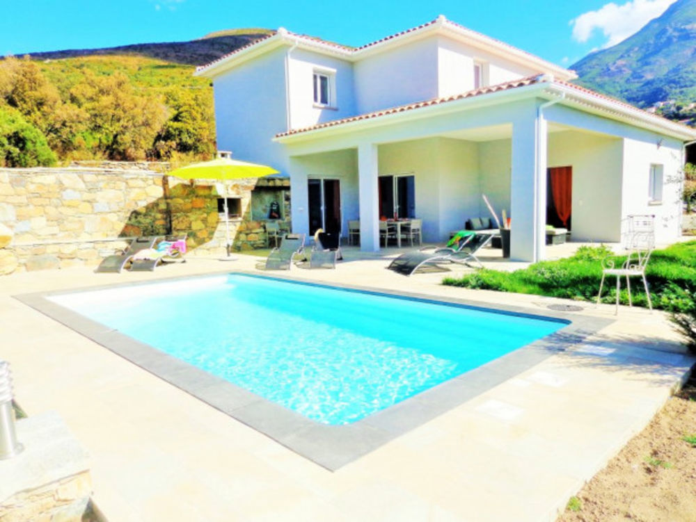 Exceptionnelle villa avec piscine Piscine privée - Plage < 1 km - Télévision - Terrasse - Vue montagne . . . Corse, Farinole (20253)