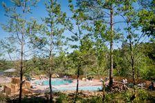 Village Huttopia Lanmary - Tente canadienne I SANS SANITAIRE Piscine collective - Club enfants - Jeux jardin . . . Aquitaine, Antonne-et-Trigonant (24420)