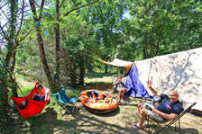 Le Plein Air des Bories - Mobil home o'hara confort , wc , douche , 2 chambres Piscine couverte - Piscine collective - Jeux jard Aquitaine, Carsac-Aillac (24200)