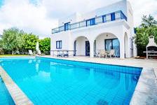 Azzurro Luxury Holiday Villas Piscine privée - Bain à remous - Télévision - Terrasse - place de parking en extérieur . . . Chypre, Pegeia