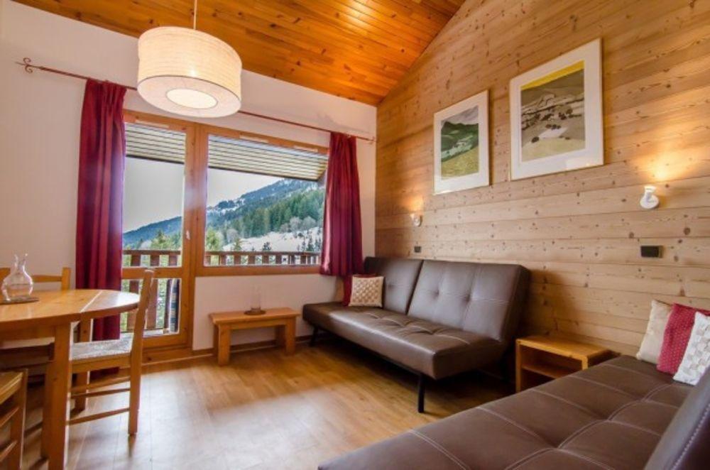 Le Cheval Blanc Pistes de ski < 100 m - Alimentation < 500 m - Lave vaisselle - Ascenseur . . . Rhône-Alpes, Valmorel (73260)